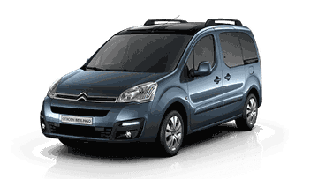 Alquiler de Citroen Berlingo Multispace en Madrid